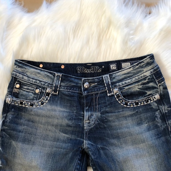 """Miss Me Denim - """"MISS ME"""" jeans from BUCKLE"""